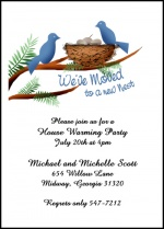 Lots of Invitation Wording Ideas and Samples for House Warming Party